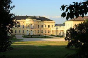 Schlosshotel Károlyi - Unterkunft auf dem Marienweg I. Strecke