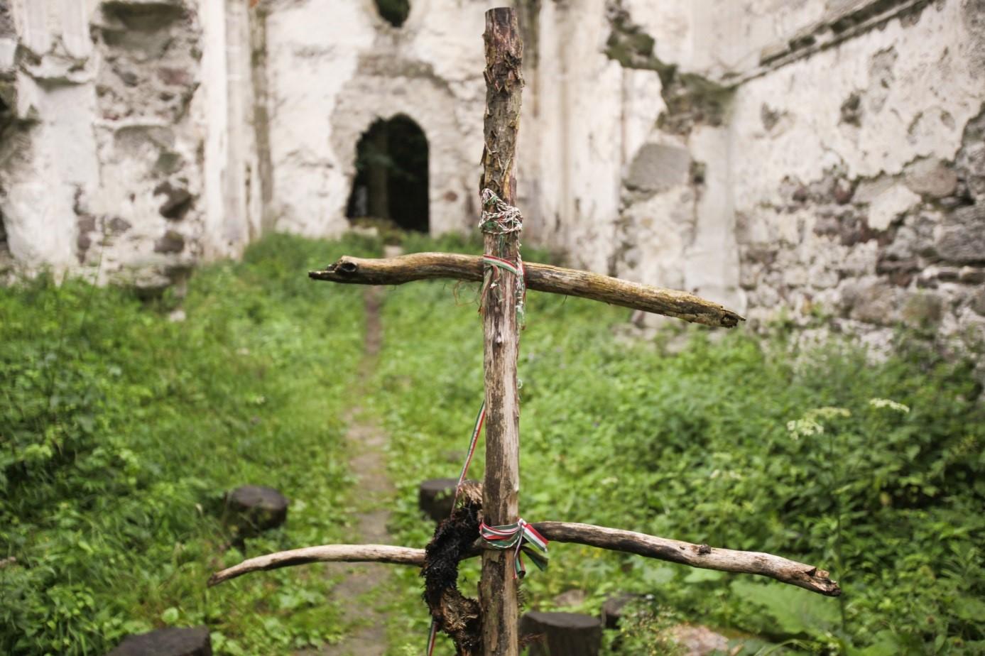 Paulanerklosterruine neben Telkibánya
