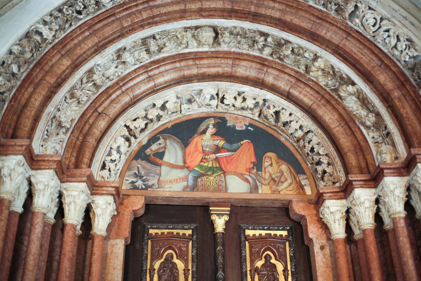 Porta Speciosa, Pannonhalma Archabbey