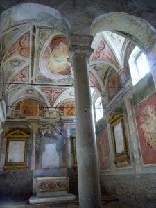 Hungarian chapel in Santo Stefano Rotondo