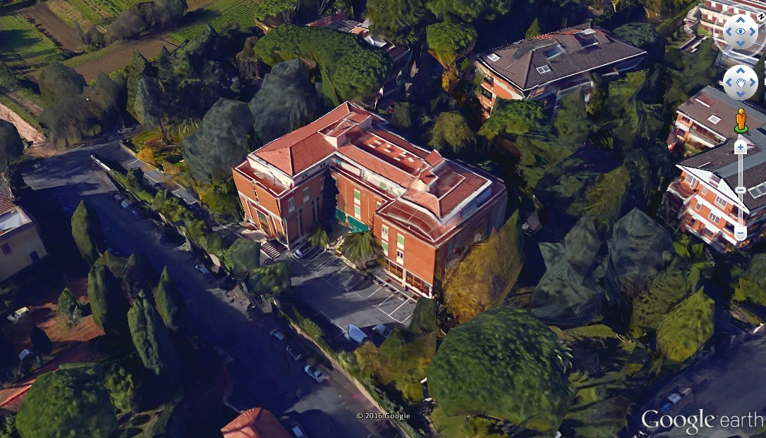 Saint Stephen's House, pilgrim's hospice in Rome