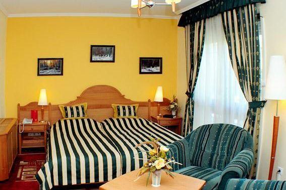Villa Classica - unser Hotel in Pápa - unterwegs auf dem Martinusweg