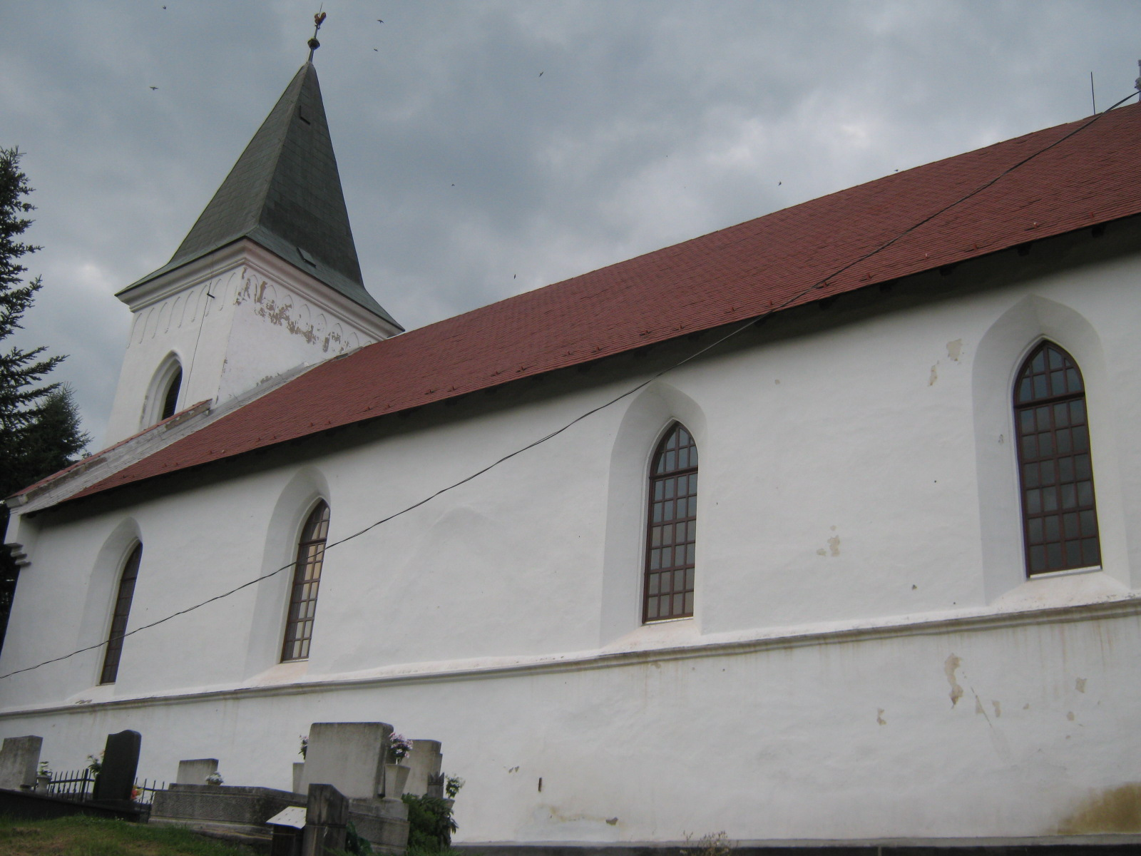 Church of Telkibánya